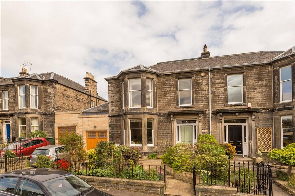 5 Bedrooms Semi Detached House for sale in Cobden Road, Edinburgh, Midlothian, EH9