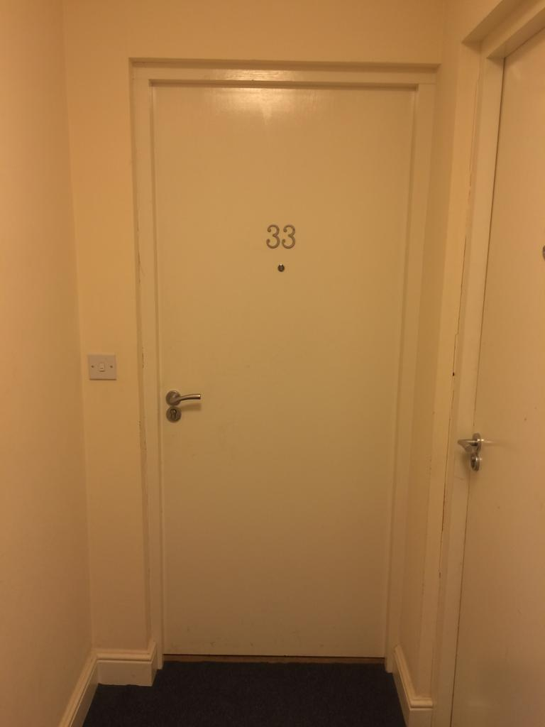 Flat Entrance Door