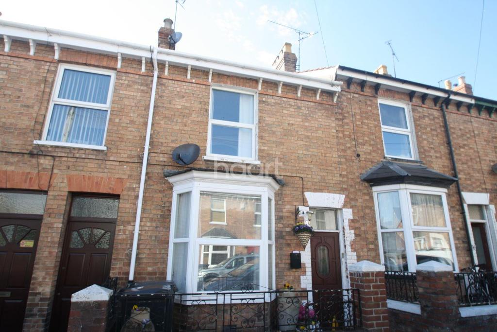 3 Bedrooms Terraced House for sale in Jubilee Street, Taunton