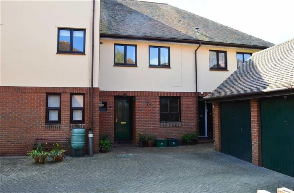 3 Bedrooms Terraced House for sale in Grammar School Lane, Wimborne, Dorset