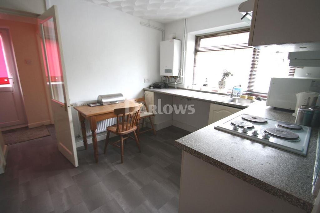2 Bedrooms End Of Terrace House for sale in Llewellyn Terrace, Trealaw