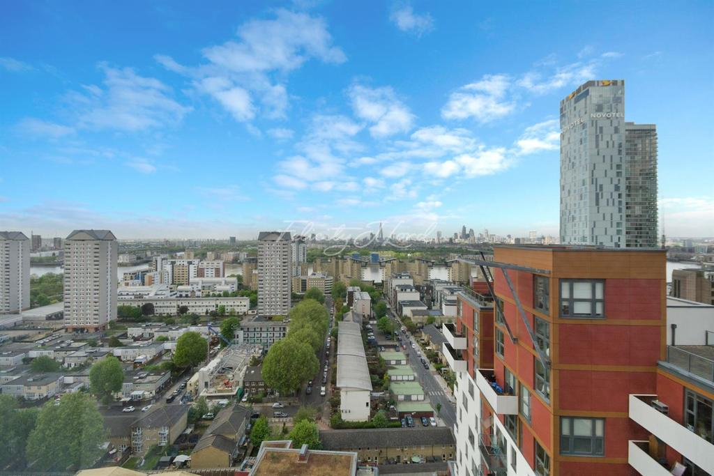 2 Bedrooms Flat for sale in Phoenix Heights, E14