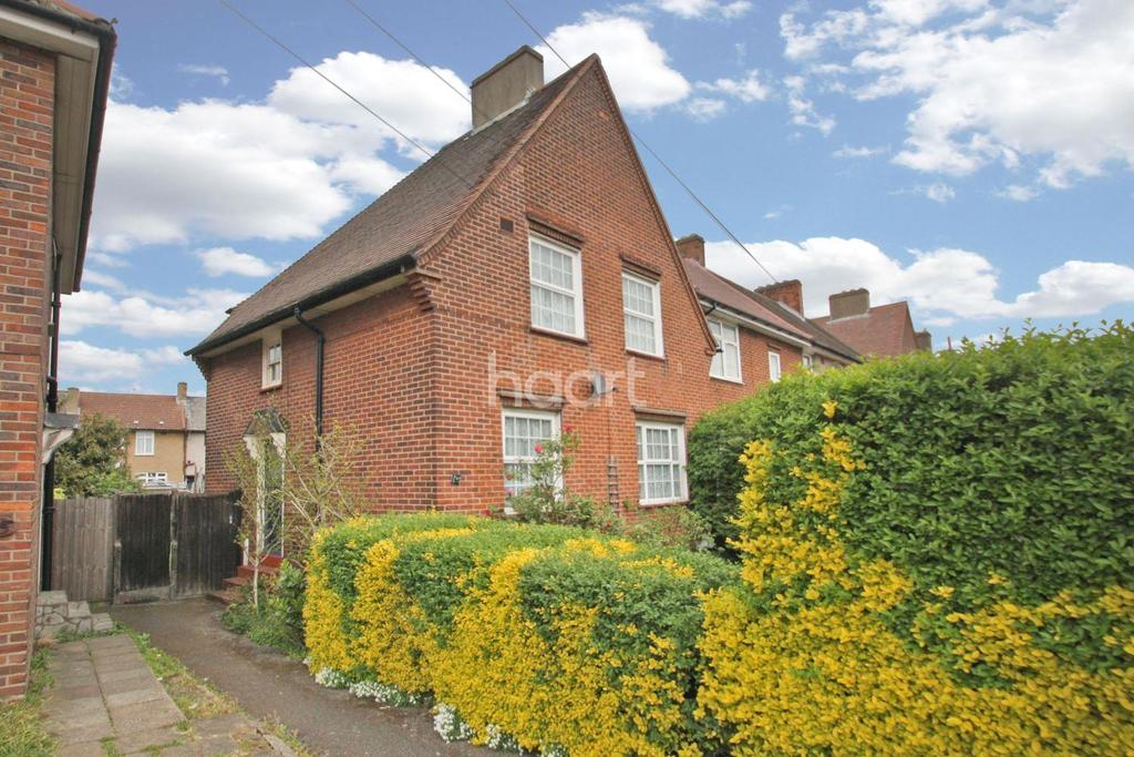 3 Bedrooms End Of Terrace House for sale in Longbridge Road