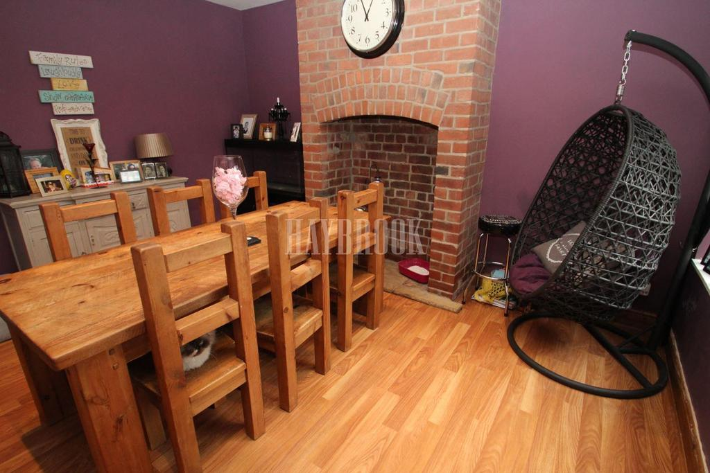 2 Bedrooms End Of Terrace House for sale in Station Road, Royston