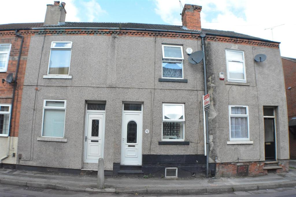 3 Bedrooms Terraced House for sale in Cromwell Street, Mansfield