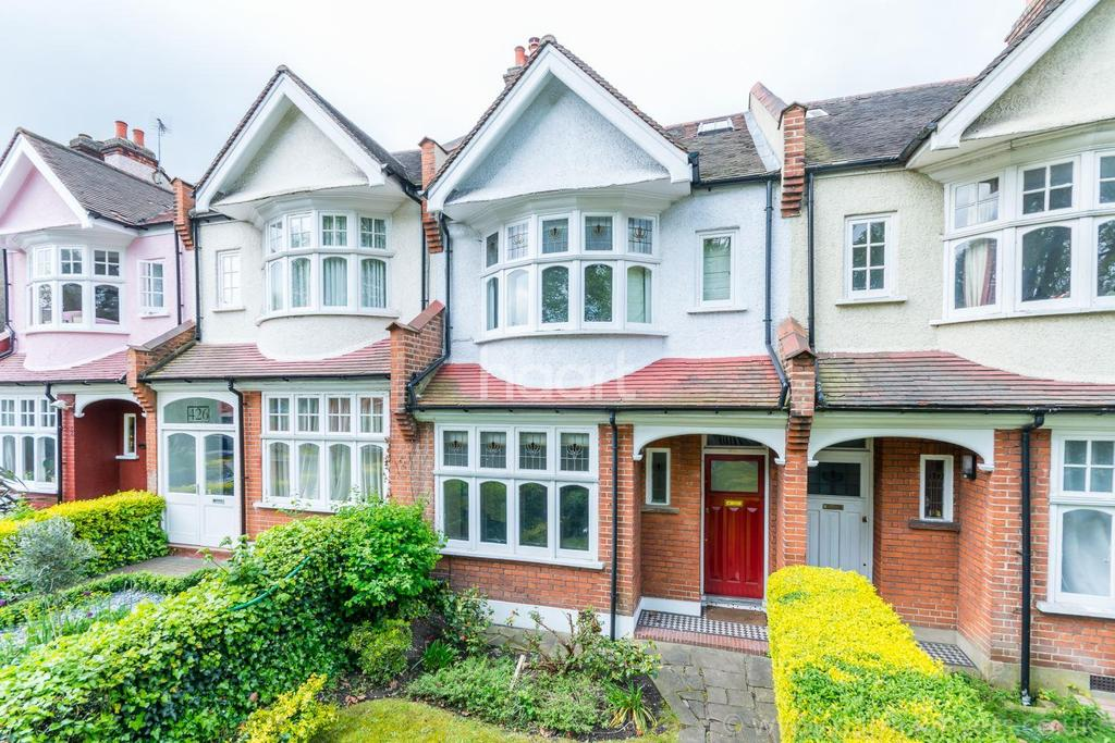 4 Bedrooms Terraced House for sale in Lordship Lane, East Dulwich, London, SE22