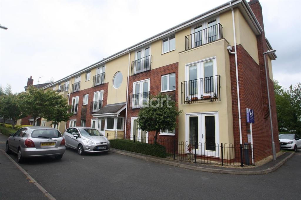 2 Bedrooms Flat for sale in Mill Point, Rowditch Place, Derby