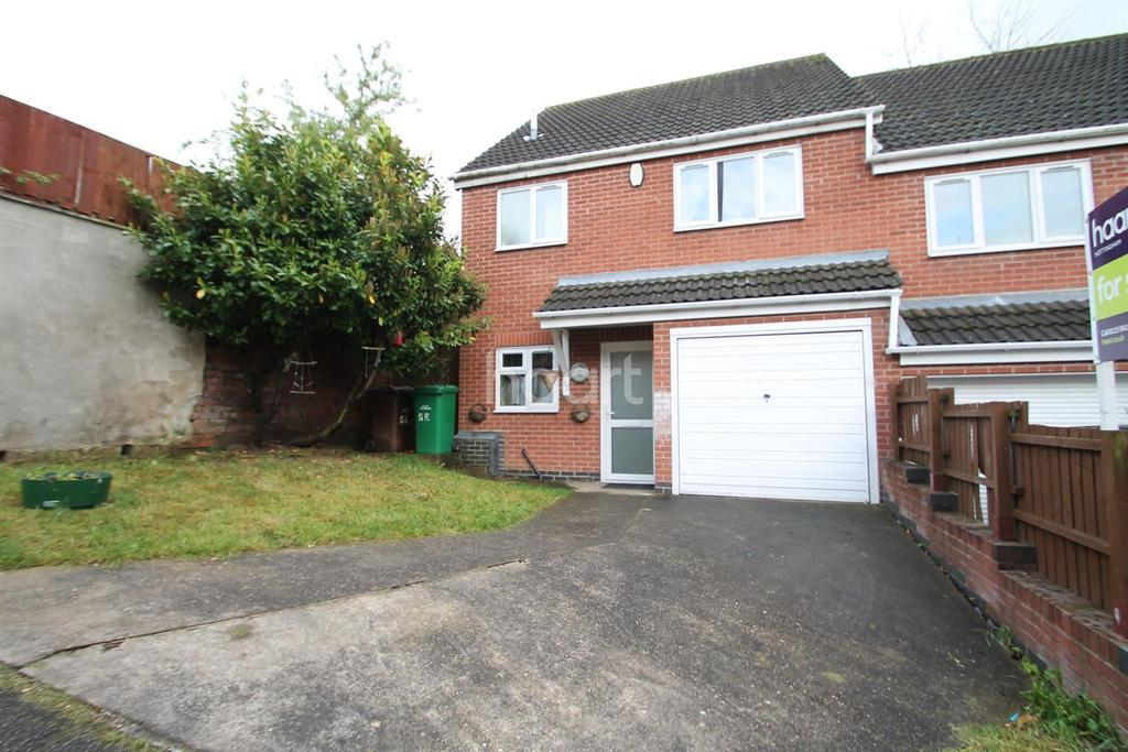 3 Bedrooms End Of Terrace House for sale in Ball Street, Thorneywood