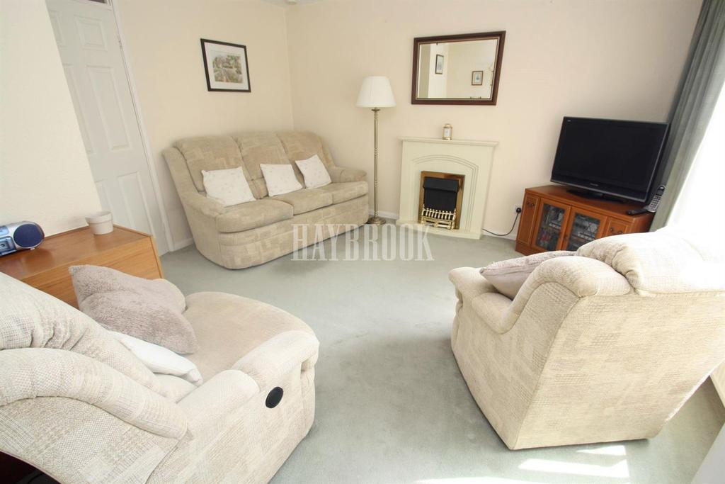 2 Bedrooms End Of Terrace House for sale in Fleury Road, Gleadless Valley, S14