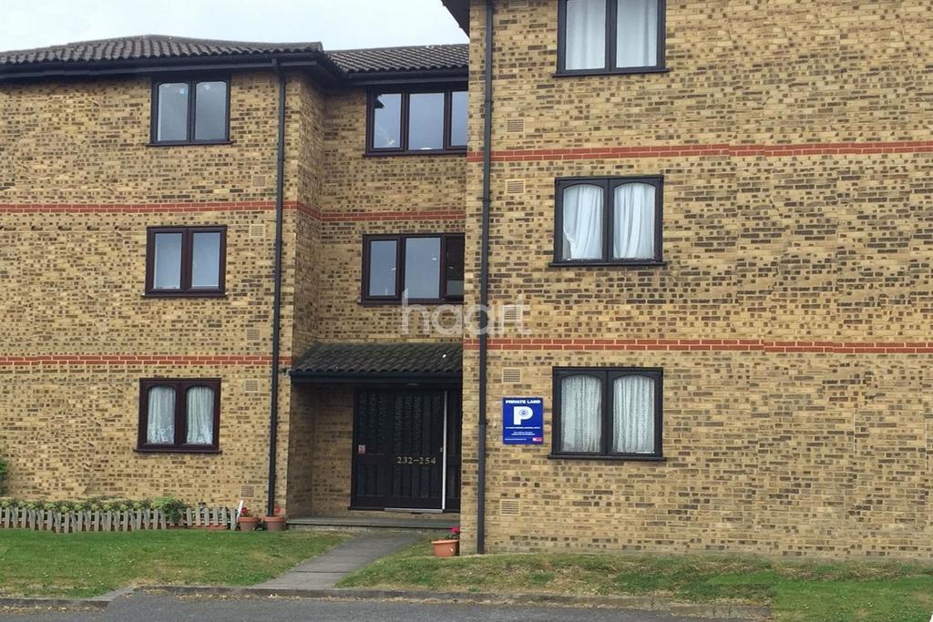 1 Bedroom Flat for sale in Ashbourne Road, Mitcham, CR4