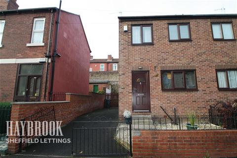 2 bedroom terraced house to rent - Ellesmere Road North, S4