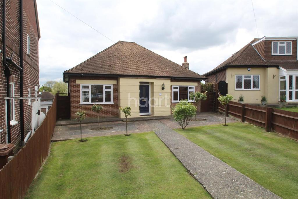 2 Bedrooms Bungalow for sale in Dean Road, Strood