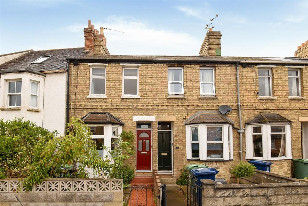 3 Bedrooms Terraced House for sale in Bullingdon Road, East Oxford