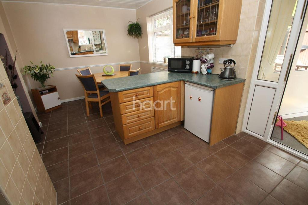3 Bedrooms Detached House for sale in The crescent, Blaby, Leicester