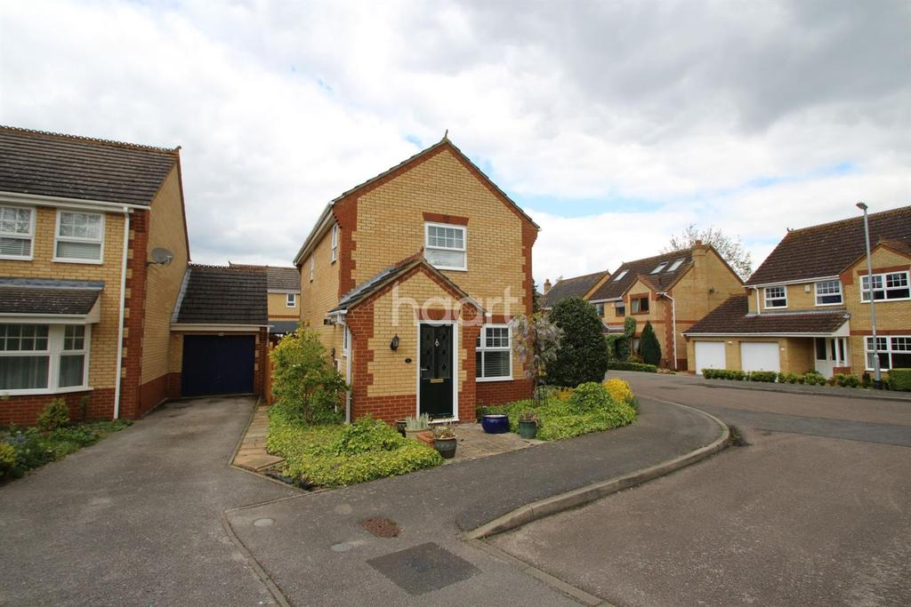 3 Bedrooms Detached House for sale in Cranwells Way, Little Thetford