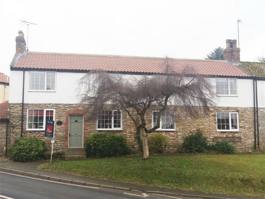 3 Bedrooms Cottage House for sale in Wold View Cottages, High Street, Sancton, York