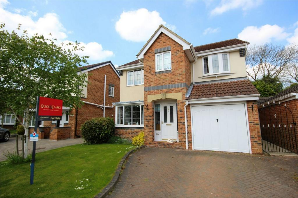 4 Bedrooms Detached House for sale in Rowan Avenue, Beverley, East Riding of Yorkshire