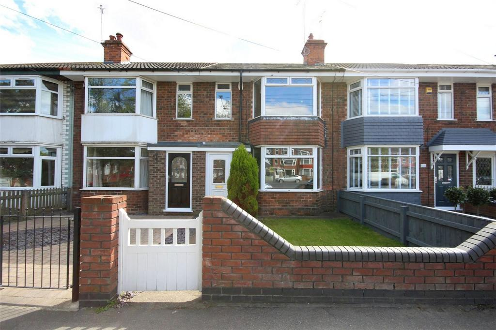 3 Bedrooms Terraced House for sale in Willerby Road, Hull, East Riding of Yorkshire