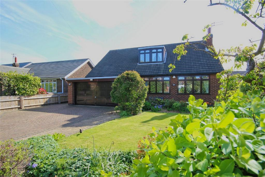 4 Bedrooms Detached Bungalow for sale in St Margarets Avenue, East Riding of Yorkshire