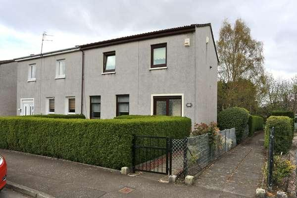 3 Bedrooms Semi-detached Villa House for sale in 60 Cairnhill Circus, Crookston, Glasgow, G52 3NH