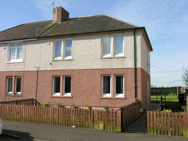 1 Bedroom Flat for sale in 6 Stewart Crescent, Newmains, Wishaw, ML2 9DH