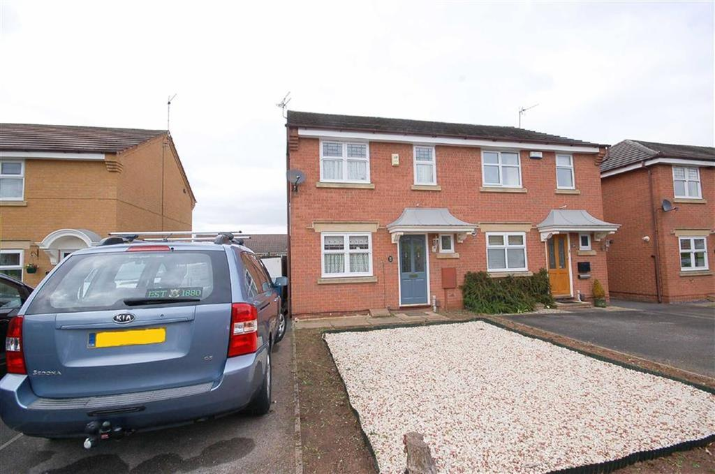 3 Bedrooms Semi Detached House for sale in Oxendale Close, West Bridgford