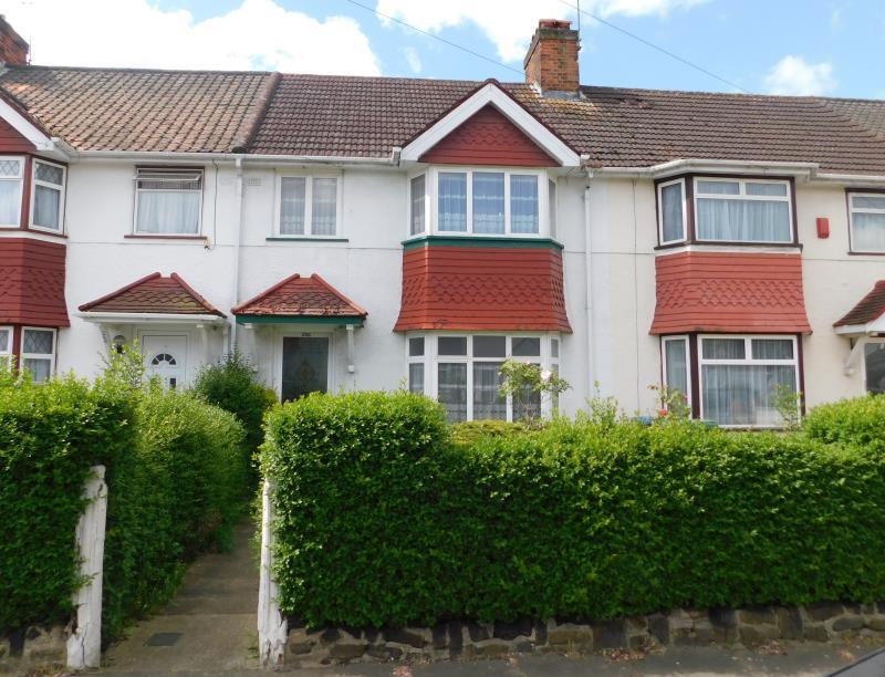 3 Bedrooms Terraced House for sale in Tokyngton Avenue Wembley HA9 6HJ, Wembley