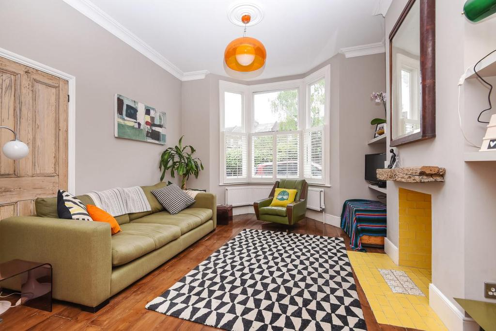 4 Bedrooms Terraced House for sale in Sulina Road, Brixton, SW2