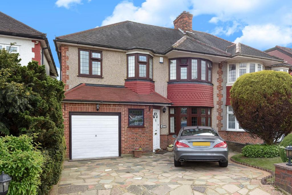 5 Bedrooms Semi Detached House for sale in Morton Way, Southgate, N14