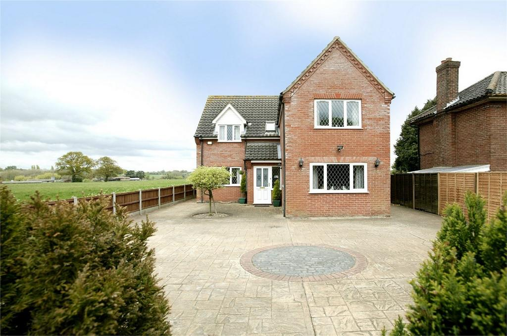 4 Bedrooms Detached House for sale in Dereham Road, Thuxton, Norfolk