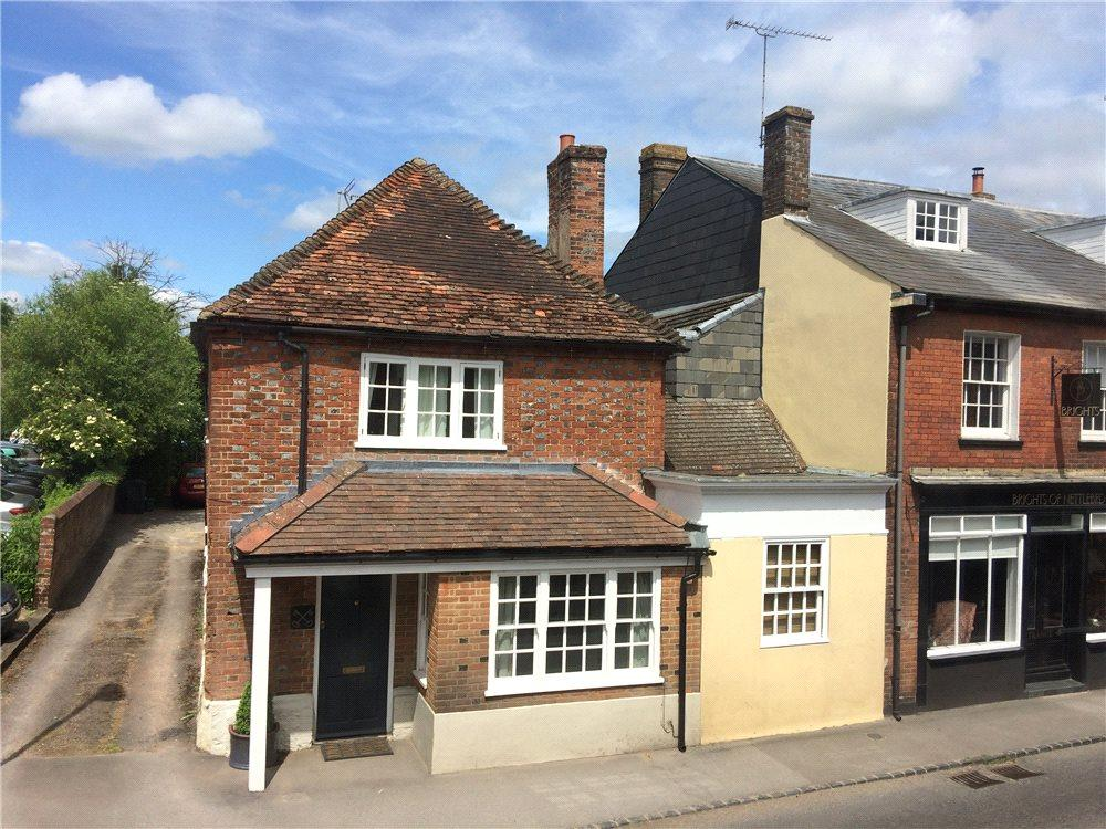 3 Bedrooms Terraced House for sale in High Street, Nettlebed, Henley-on-Thames, RG9