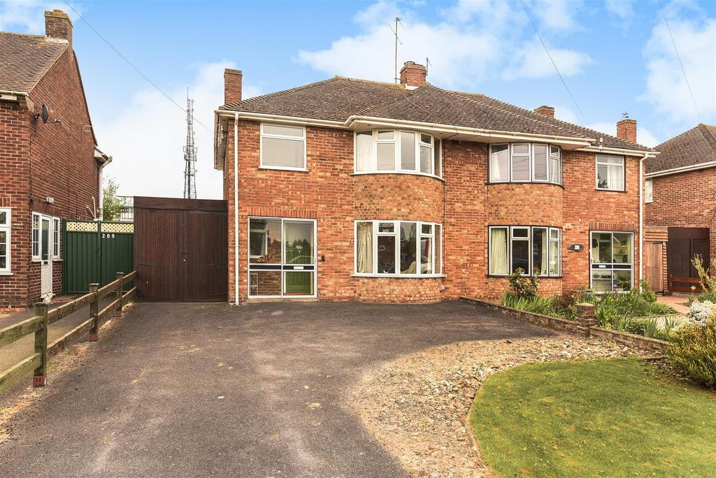 3 Bedrooms Semi Detached House for sale in Oxford Road, Kidlington