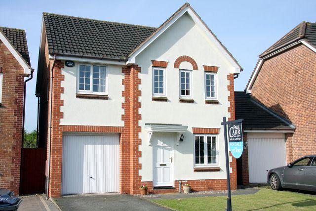 4 Bedrooms Detached House for sale in Holly Close,Newhall,Sutton Coldfield