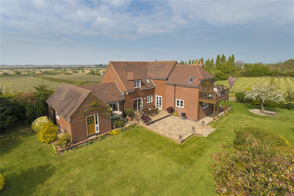 4 Bedrooms Equestrian Facility Character Property for sale in Grove, Canterbury, Kent