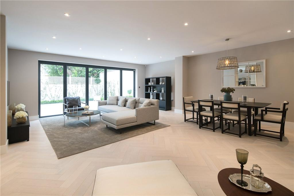 4 Bedrooms House for sale in Warwick Place, Little Venice, London, W9