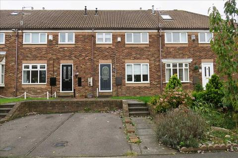 3 bedroom terraced house to rent - Lilburn Close, East Boldon