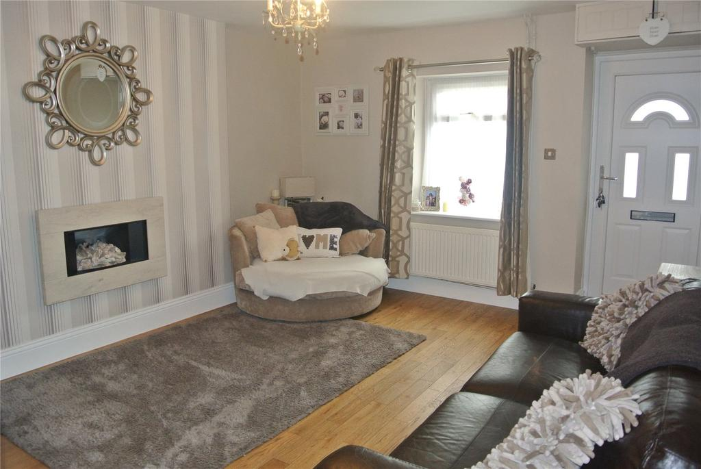 3 Bedrooms Terraced House for sale in Newgate Street, Brecon, Powys