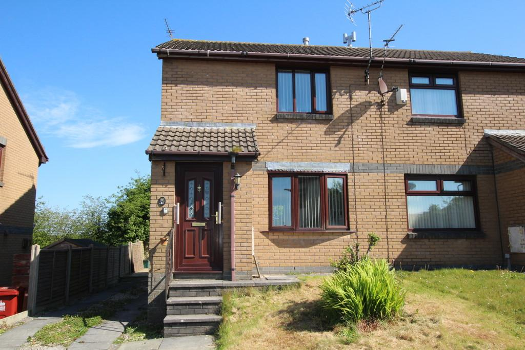 2 Bedrooms Semi Detached House for sale in Grey Friar Close, Barrow-In-Furness