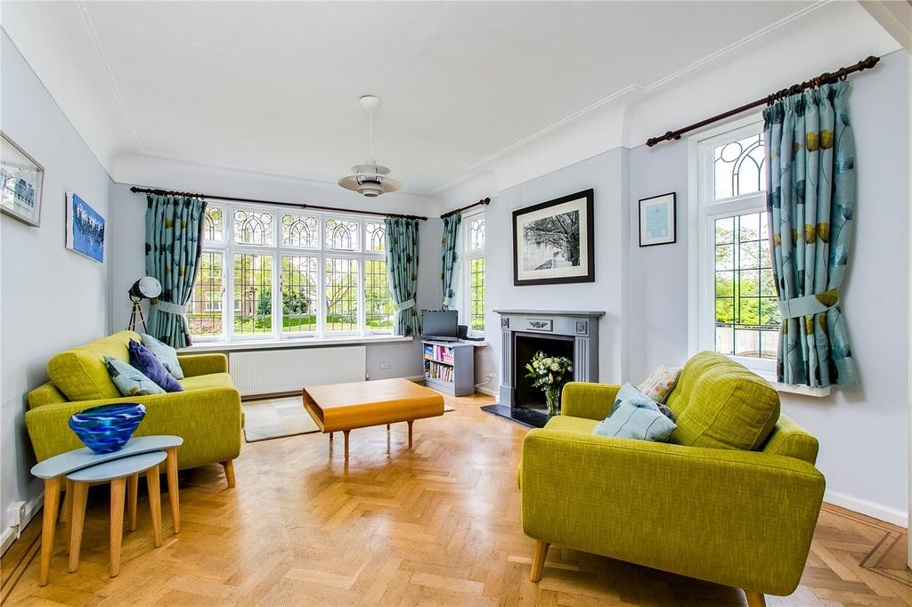 3 Bedrooms Flat for sale in Windermere, Lytton Grove, London