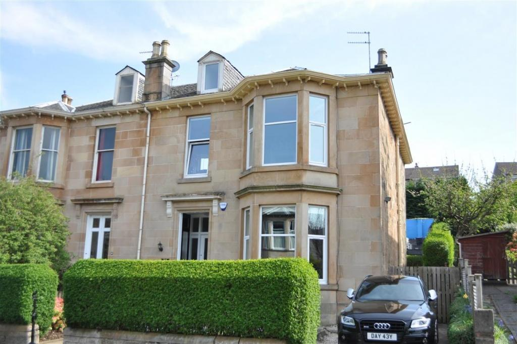 5 Bedrooms Semi Detached House for sale in 24 Holmhead Road, Old Cathcart, G44 3AS
