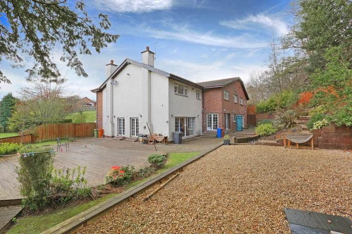 7 Bedrooms Detached House for sale in 4 Lawn Park, Milngavie, G62 6HG