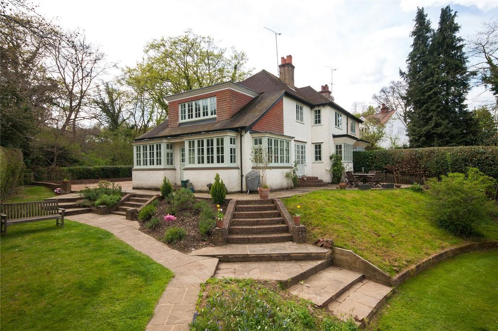 4 Bedrooms Semi Detached House for sale in Coast Hill, Westcott, Dorking, Surrey, RH4