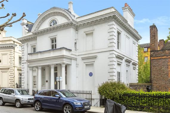 Orsett House, 1 Orsett Terrace, London, W2 1 bed flat - £950,000