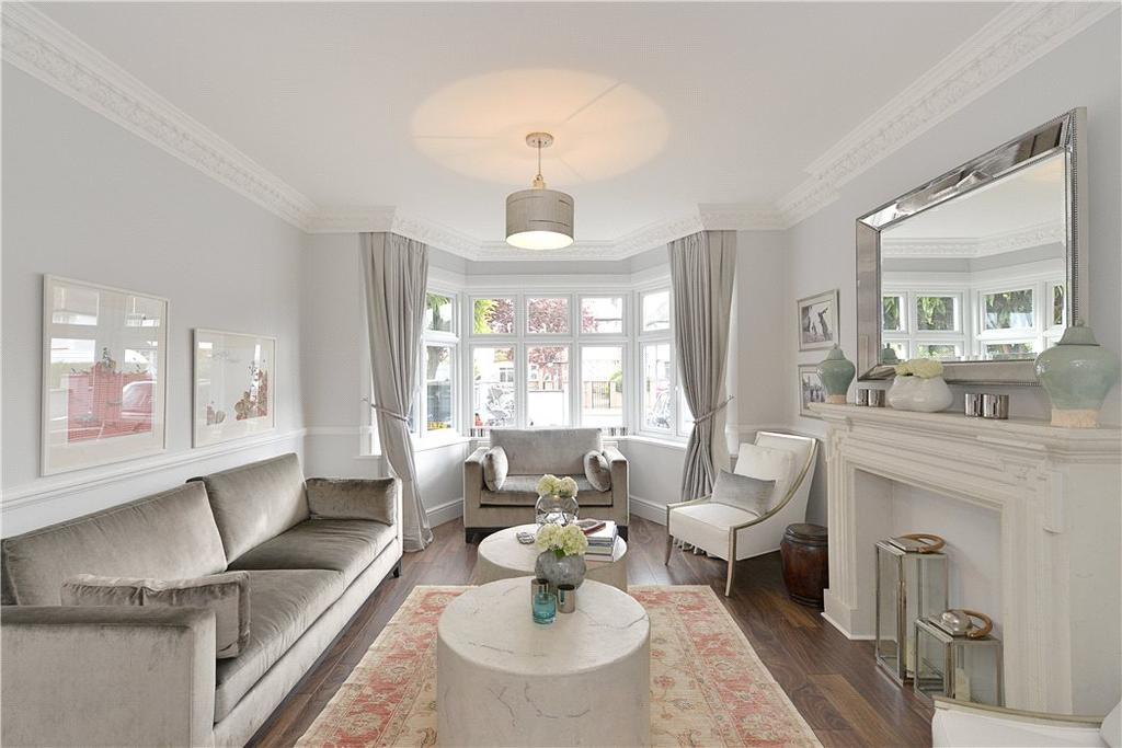5 Bedrooms Semi Detached House for sale in Mount Pleasant Road, Brondesbury Park, London, NW10