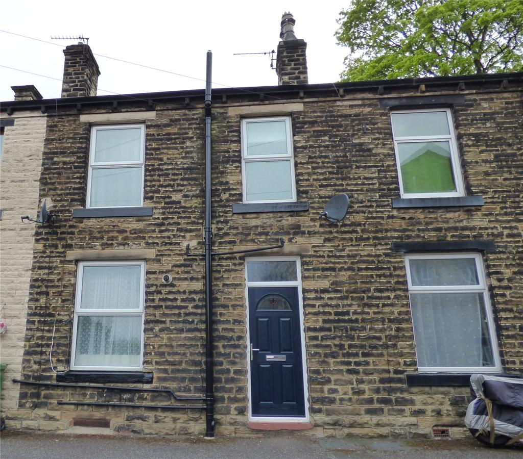 1 Bedroom Terraced House for sale in Whitcliffe Square, Cleckheaton, BD19
