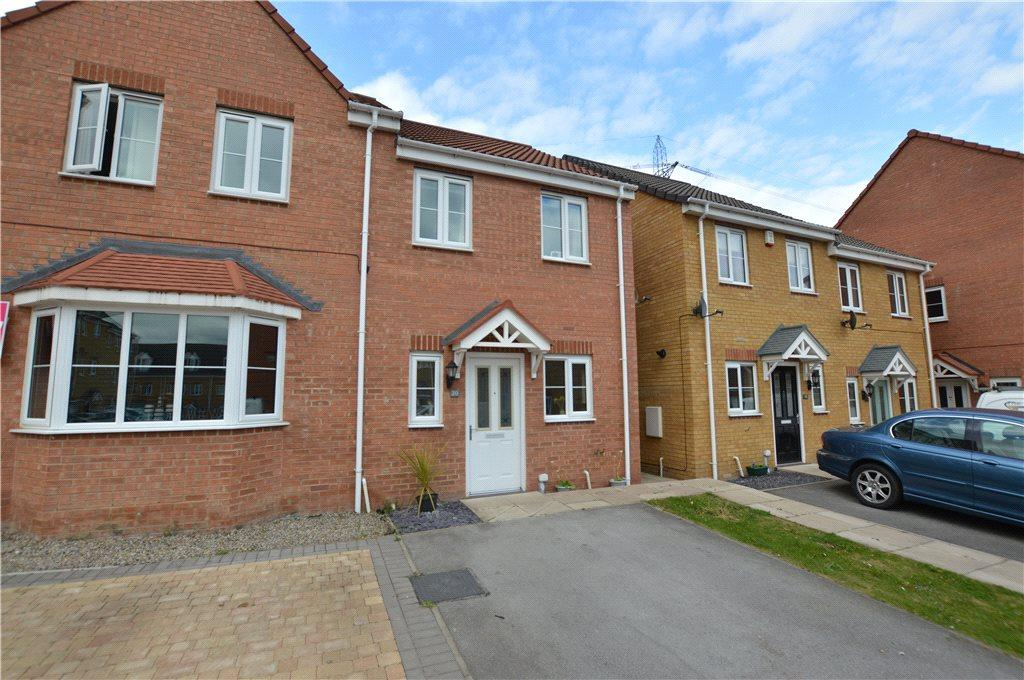 2 Bedrooms Semi Detached House for sale in Springfield Close, Lofthouse, Wakefield, West Yorkshire