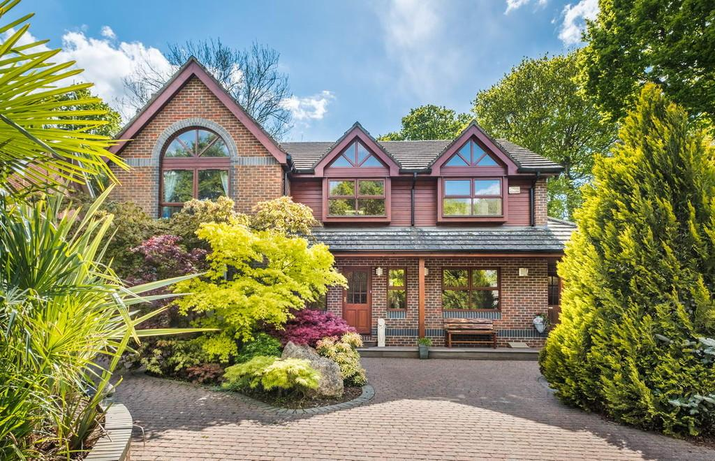 4 Bedrooms Detached House for sale in Quarr, Isle Of Wight