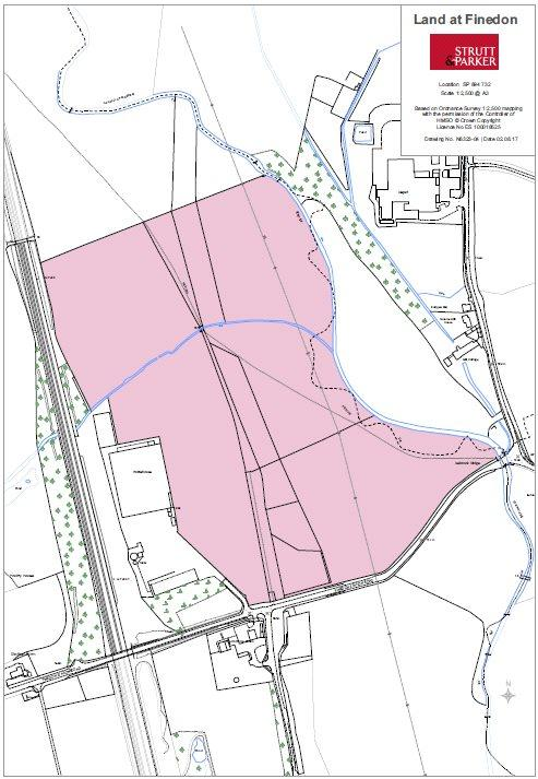 Land Commercial for sale in Station Road, Northamptonshire