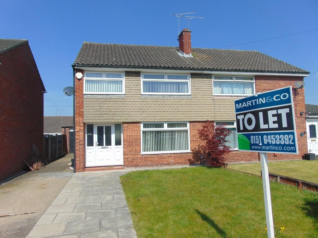 3 Bedrooms Semi Detached House for rent in Lyndale Avenue, Wirral