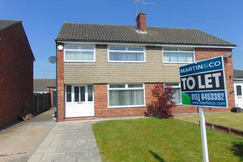 3 bedroom semi-detached house to rent - Lyndale Avenue, Wirral